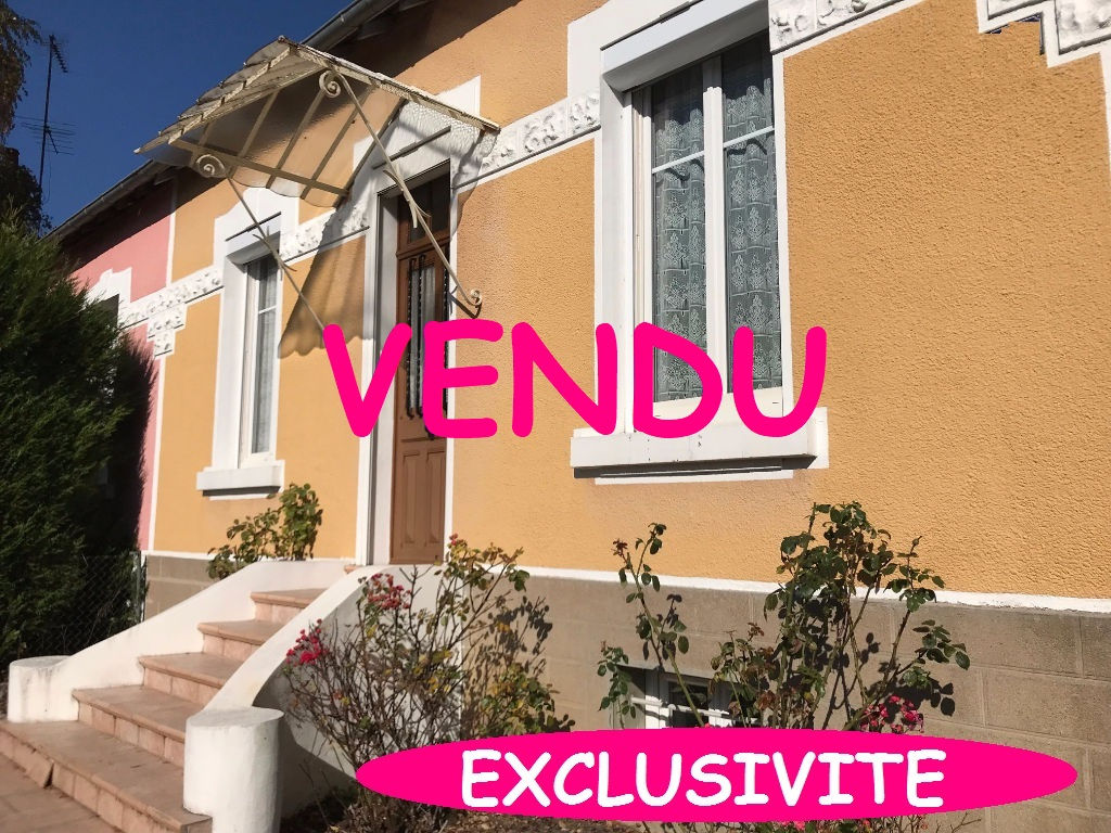 A vendre maison nevers 90 m l 39 adresse fourchambault for Garage a louer nevers
